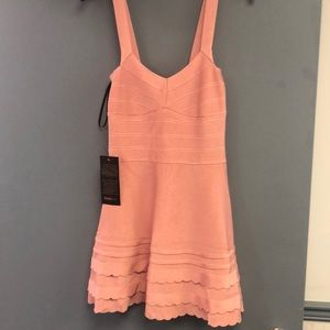 NEW WITH TAGS Bebe Dress